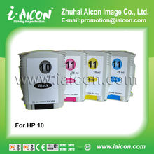 Compatible inkjet cartridge for HP 10 C4840A-C4844A