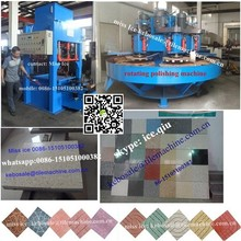 KB-125E/600 recycling material floor tile machine