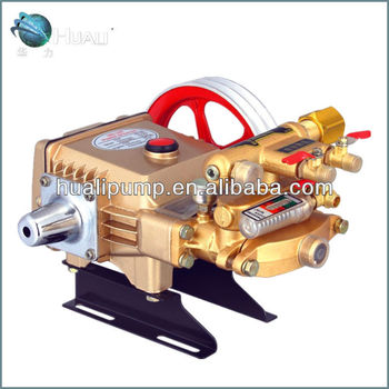 AUTOMATIC Power sprayer pump for indian market