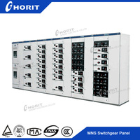 Low Voltage Electrical Distribution Panel Board MCCB