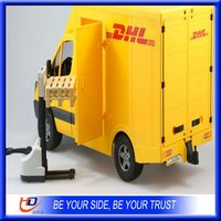 Professional International Shipping Service From Guangzhou to Johannesburg By DHL