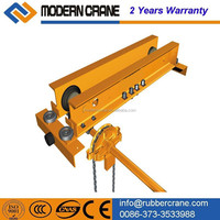 workshop material handling 25 ton electric overhead crane
