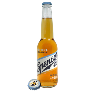 Cheap Alcoholic Beer Products 4.5% Content Lager Beer Spencer 4701