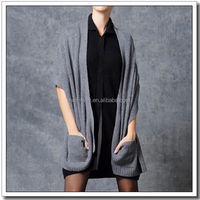 2014 New Products Pocket Knitted Cashmere