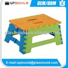 s136 liquid silicone rubber products with injection plastic moulding deck stool mold