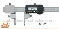 "121-325 5-200mm/0-0.72-8"" Big LCD New Type Center Distance Measuring Tools"