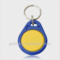 New ABS Shell RFID Keyfob for Access Control Custom Made with EM4102 EM4450 TK4100 T5557 chip