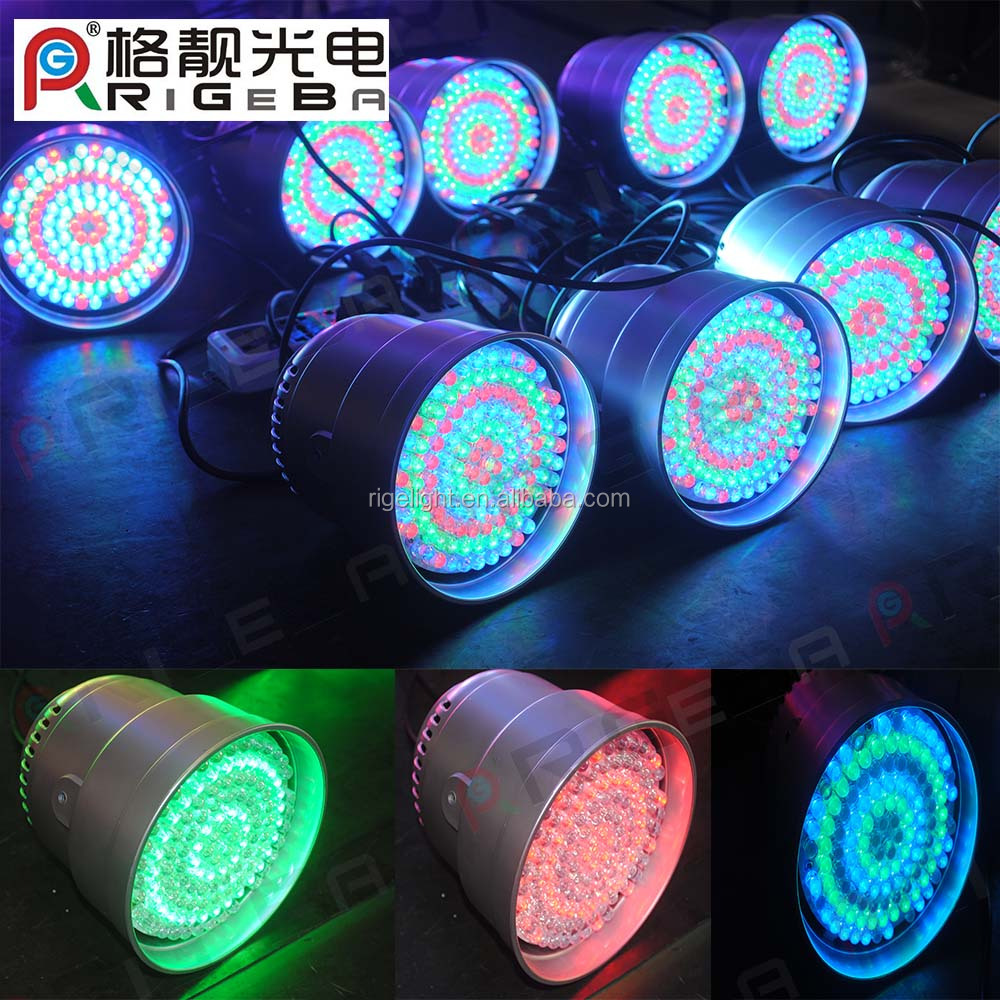 led party disco dj 122leds rgb cheap led par light