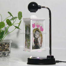 Levitating photo frame!! Magnetic floating photo frame, picture photo frame, amazing picture photo frame with led lights