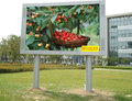 p10 outdoor full color led display commercial led advertising led screen