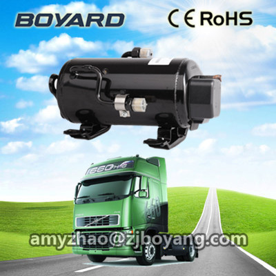 <strong>R134a</strong> boyard 12v <strong>compressor</strong> Auto <strong>ac</strong> <strong>compressor</strong> for truck sleeper air conditioner