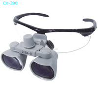 2.5X,3.5x magnifying glass/dental loupe/surgical loupe on sale