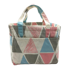 Hot Selling Polyester Large Capacity Thermal Insulated Lunch Bag