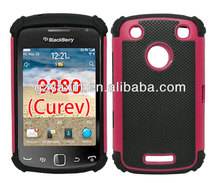 Hybrid Case for Blackberry Curve 9380,Silicone Case For Balckberry Curve 9380,Skin Cover Case For Blackberry Curve 9380