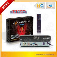 azamerica s1008 satellite receiver hd free sks and iks decoder youtube better than azamerica s1005 azamerica s1001