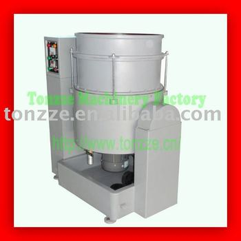 buffing machine for stainless steel