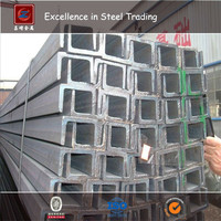 Channel Steel Hot Rolled UPN JIS Steel Channels U channels steel