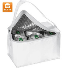 Aluminum Foam six pack can cooler for promotional gifts