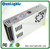 200W constant voltage 12V led power supply 24v switch power supply