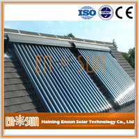 China supplies best selling all-glass evacuated tube solar collector