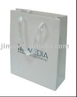2011 prevaling and attractive shopping bag with ribbon