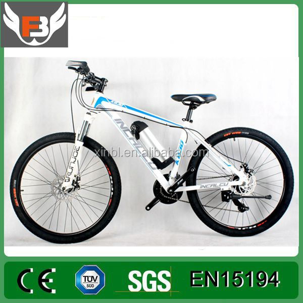 Elektrische Vouwfiets/Electric Bicycle with MID Drive Motor