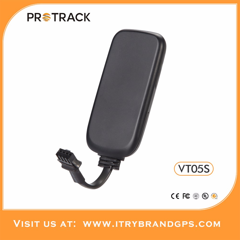 Mini Smart Vehicle/Taxi/Motorcycle GPS Tracker from Protrack365 VT05S GT06 TK103 TK06A not 3G from eelink meitrack coban