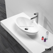 Kingkonree popular acrylic solid surface sink for barber