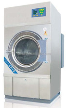 High-efficiency laundry commercial washing machine/hydrocarbon dry cleaning machine Full Automatic Tumble Dryer (50 kg)