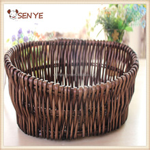 New Arrival Small size Summer Kennel Outdoor Wicker Bed For Dog