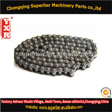 HOT SALE Motorcycle Chain for Racing Motorcycle,40Mn Steel Motor Chain,fit HJ 150 39T 15T conbination 428H-112L chain