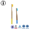 Eco Friendly Biodegradable Bamboo Toothbrush With Bamboo Case