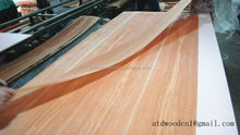 Red oak faced plywood from Linyi