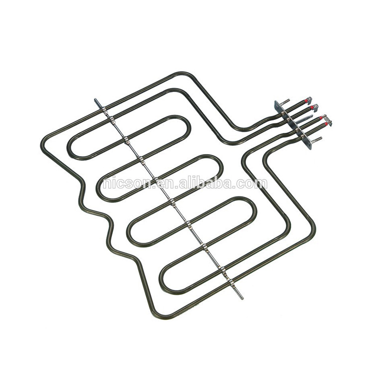 Hot sale high quality stainless steel stove coil electric grill heating element