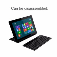 Ultra thin abs BT keyboard for iPad mini 4 Tablet PC wireless keyboard