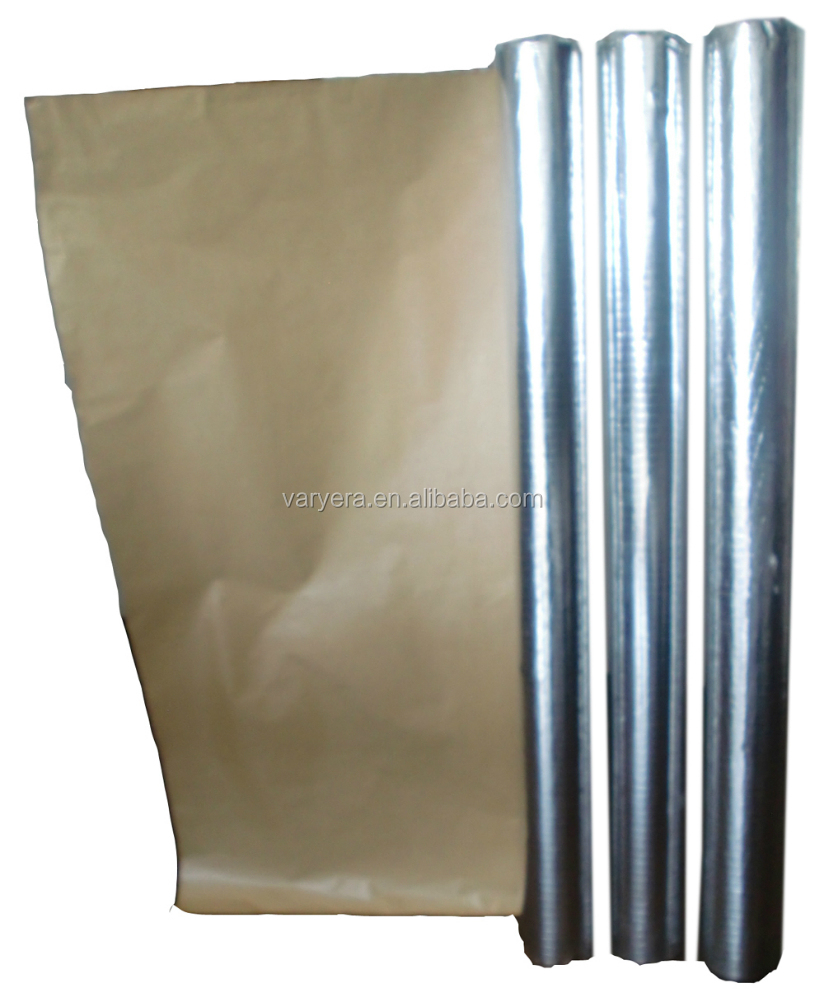 Aluminum Foil Roof Heat Insulation Material