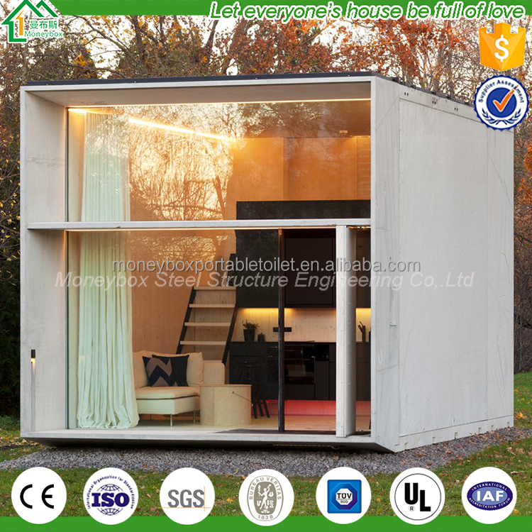 Recreation area used office container container house kits flat pack homes usa