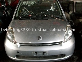 TOYOTA KGC10 1KR - FF AT (FRONT DISMANTLE CUT)
