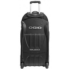 160 Liters Large Storage Compartment Outdoor Sports Trolley Bags