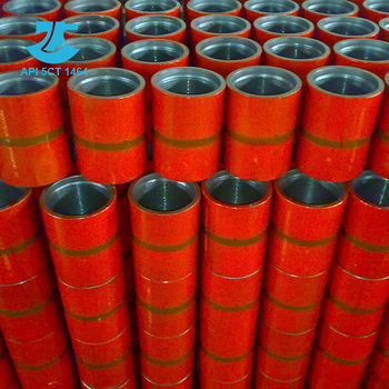Oilfield Steel Casing Tubing Pipe Coupling Joint