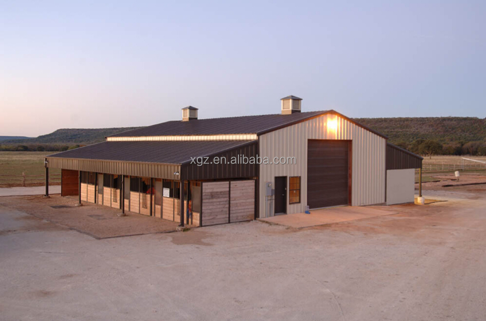 temporary prefabricated house for Angola