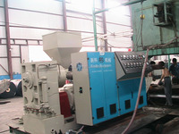 hot sale pipe extrusion machine