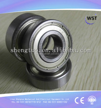 Deep groove ball bearing 6203-2rs for motorcycle made in China