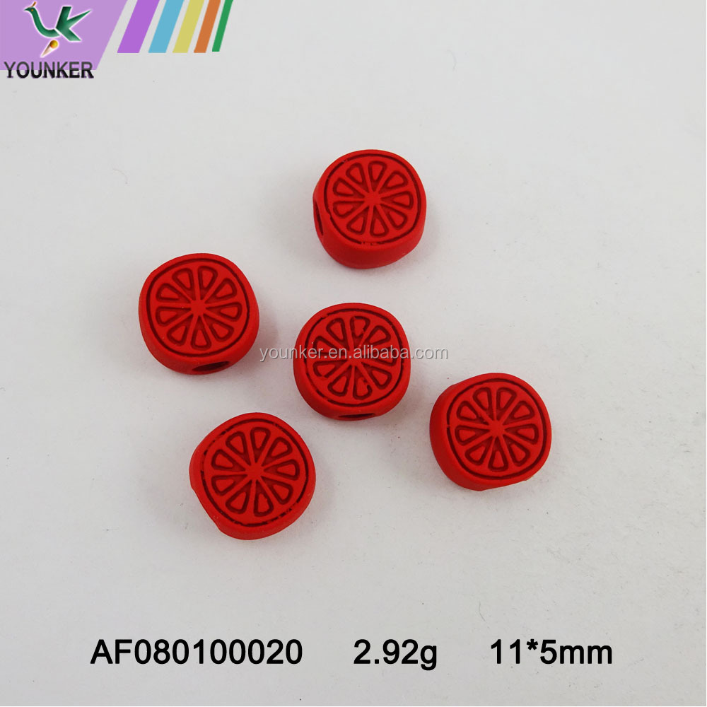 Cheap price Silver Plating Charms  Metal beadJewelry Charms Alloy beads