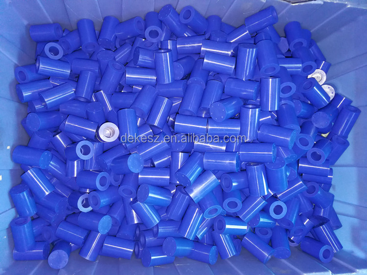 Factory price custom auto silicone rubber bushing