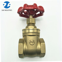DR Brass No Rising Stem Water