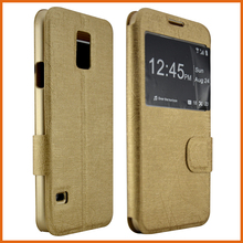 Factory PU leather flip for blackberry z10 case