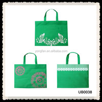 Non Woven Polypropylene Tote Bag For Shopping With Silk Screen Printing