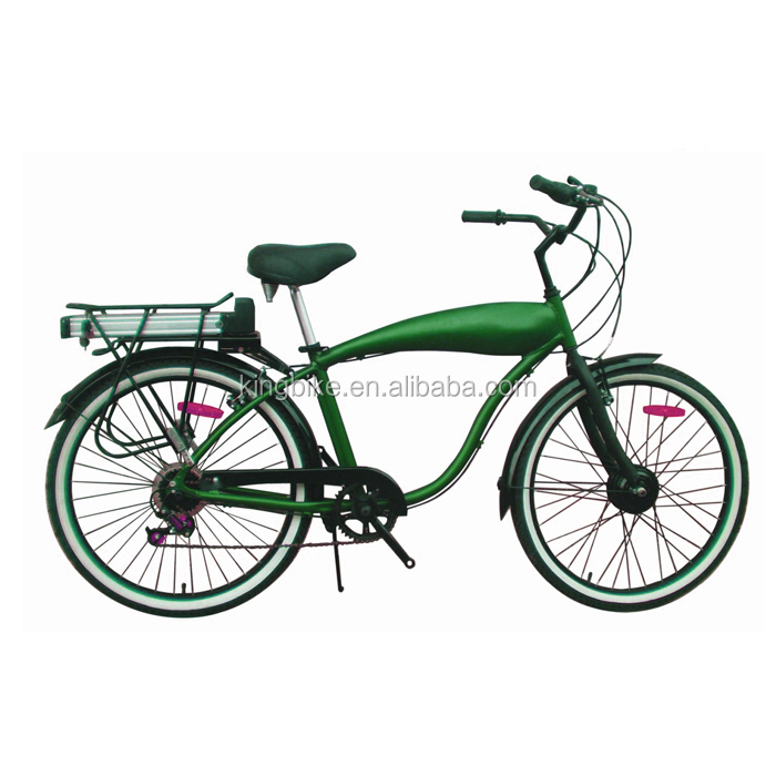 "26"" beach cruiser bicycle with steel frame/adult chopper bicycle beach cruiser"