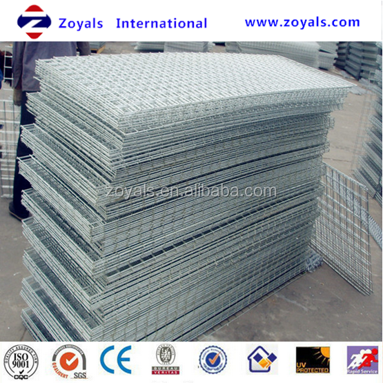 1/2x1/2 galvanized welded wire mesh for fence panel